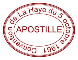 apostille